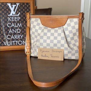 Authentic Louis Vuitton Siracusa PM